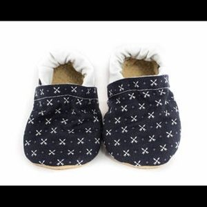 Other - Tribal arrow baby moccasins